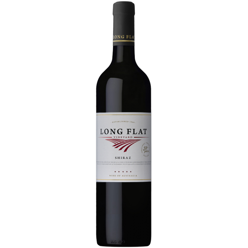 2019 Long Flat Shiraz (12 bottles)