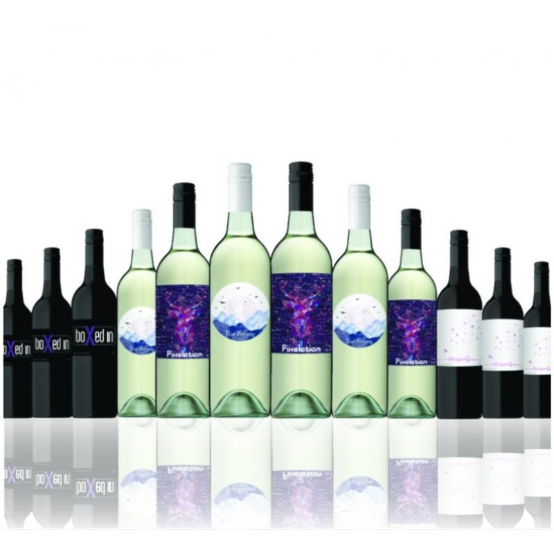Premium Mixed Case (12 Bottles)